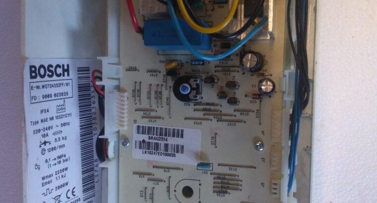 Carte electronique bosch wot24352ff/01 occasion