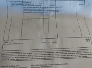 Module de commande lave linge Siemens WM16S840FF/01