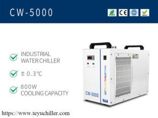 Refroidisseur d'eau CW5000 pour découpeurs laser