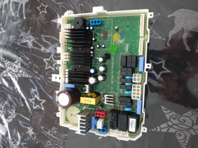 module de puissance lave linge