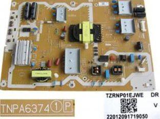 TX-65EX600B carte alimentation