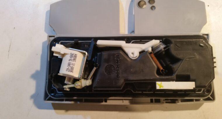 bac à produits whirlpool ADP 8638 IX