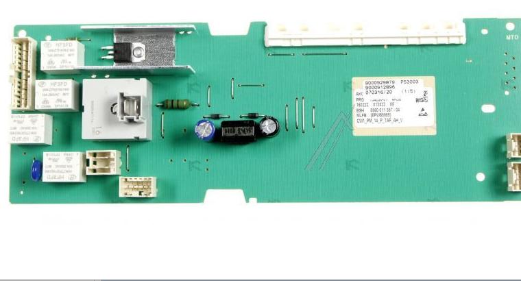 module de puissance lave linge bosch 11003300