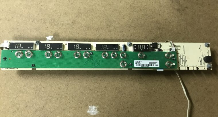 module touche induction ariston hotpoint/sholtes/indesit