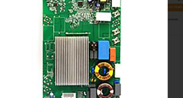 CARTE DE PUISSANCE TABLE INDUCTION BRANDT SAUTER AS0058832